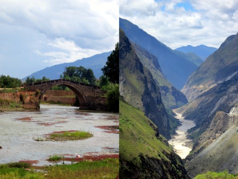 The 2 Gems of Yunnan: Tea-horse town of Shaxi & Tiger Leaping Gorge